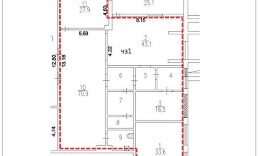 Подготовка документов для получения разрешения на строительство/реконструкцию здания