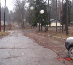Специалисты предприятия на обмере Тверская область Бологовский район Березайка клиенты фирмы довольны