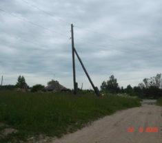 Геодезисты компании Меридиан на обмере Тверская область Калининский район Бельцы все работы произведены