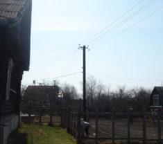 Инженеры фирмы на замере участка Тверская область Калининский район Глазково заказчики фирмы довольны