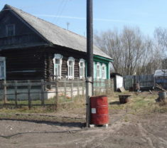 Инженеры компании Меридиан на выезде Тверская область Калининский район Глазково выполнили работу