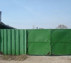 Инженеры фирмы на обмере Тверская область Калининский район Глазково заказчики компании довольны