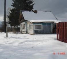 Сотрудники компании Меридиан на замере участка Тверская область Калининский район Князево клиенты фирмы довольны