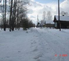 Сотрудники компании на выезде Тверская область Калининский район Князево выполнили работу