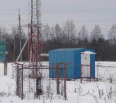Инженеры компании на замере участка Тверская область Калининский район Коньково клиенты компании довольны
