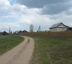 Инженеры компании на обмере Тверская область Калининский район Митенево все работы произведены