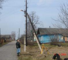 Инженеры фирмы в работе Тверская область Калининский район Полупустошь клиенты организации довольны
